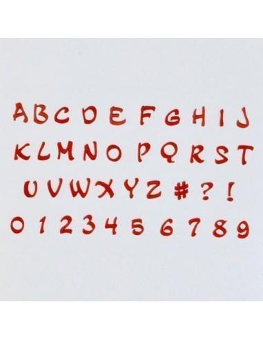 Cortadores letras magical