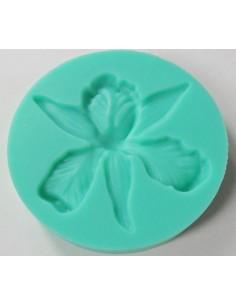 Molde Silicona Flor Lirio