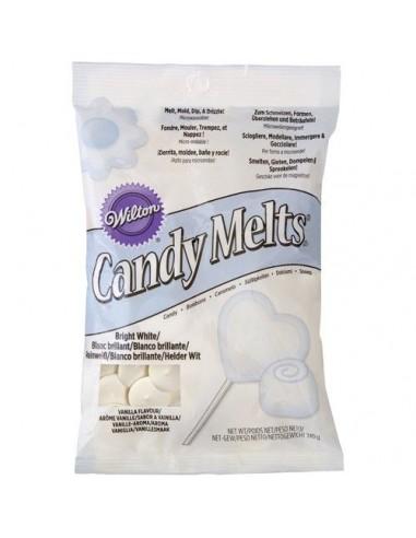 Wilton Candy Melts Blanco brillante