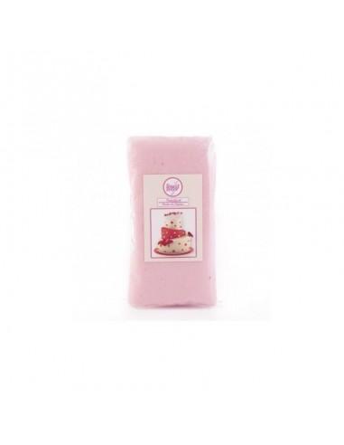 Fondant rosa claro sweet kolor 500 gr