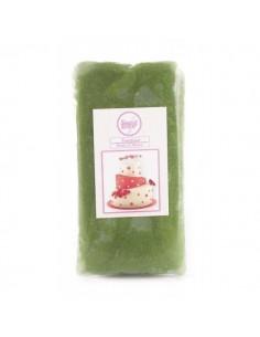 Fondant verde hierba sweet kolor 250 gr