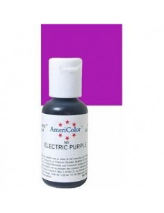 colorante purpura electrico Americolor