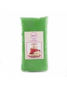 Fondant verde sweet kolor 500 gr