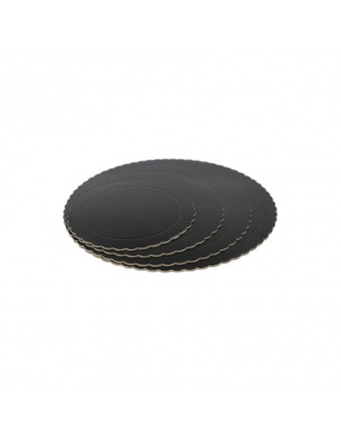 Base Tarta fina negra 20 cm