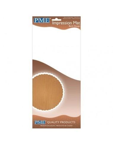 PME Tapete de Impresión para Corteza de Árbol