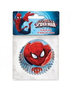 Capsulas Spiderman