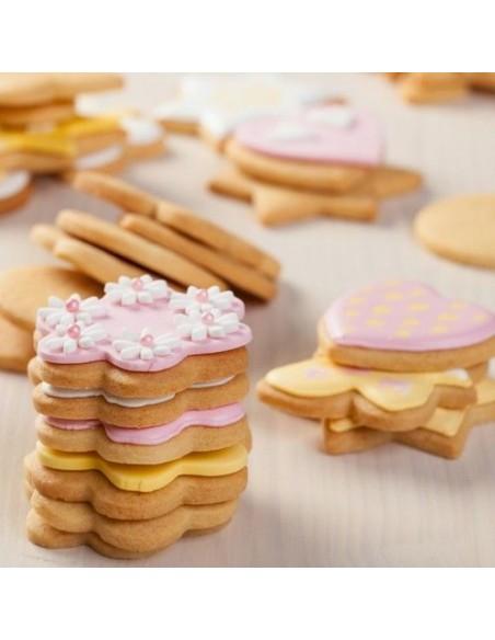 preparado galletas funcakes