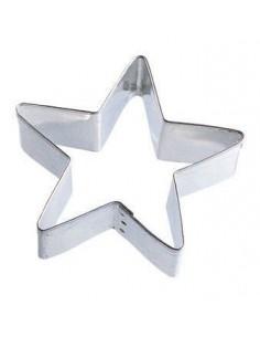 Cortador estrella 5 cm