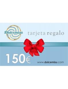 Tarjeta regalo 150€