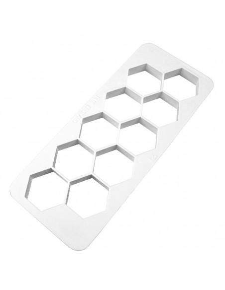 Multicortador de hexágono geométrico de PME