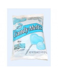 Candy Melts azul