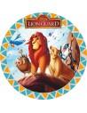 Papel de azúcar el rey leon
