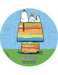 Papel de azúcar Snoopy