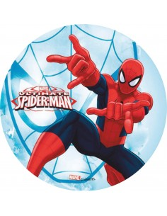 Papel de azúcar Spiderman