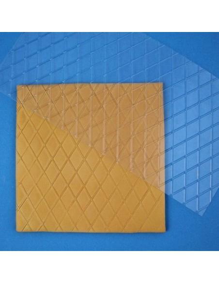 PME Plantilla Texturizadora Diamante