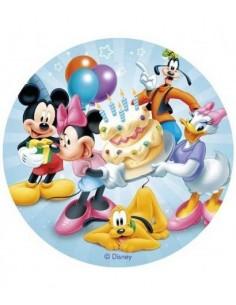 Oblea Mickey Mouse y amigos