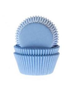 mini cápsulas azul pastel