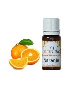 Aroma de naranja ChefDelice