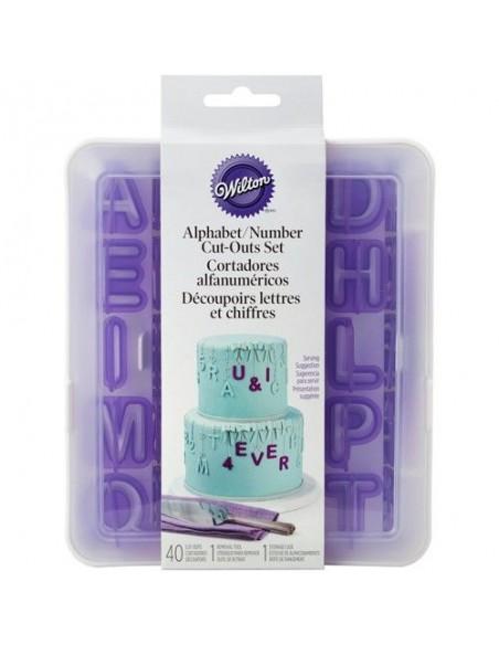 cortadores letras y numeros