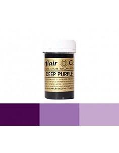 Colorante en Pasta purpura Sugarflair