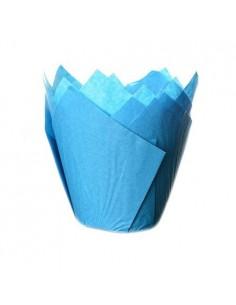Cápsulas muffins azules