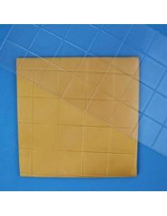 PME Tapete de Impresión cuadrados grandes