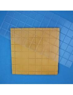 PME Tapete de Impresión cuadrados pequeños