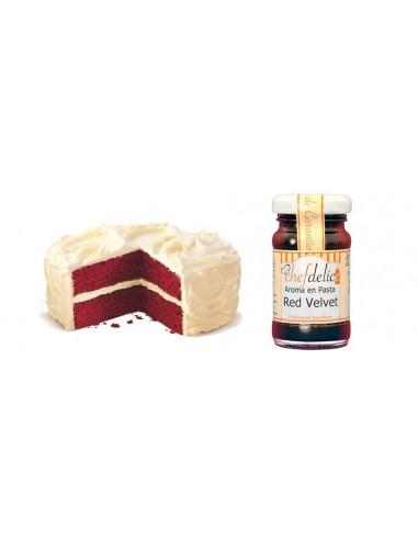 Aroma en pasta Red Velvet ChefDelice