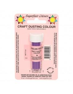 Colorante en Polvo violeta africano