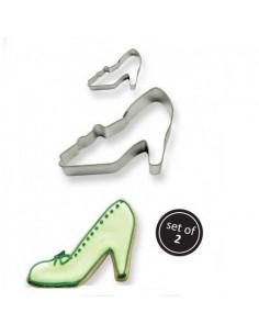 Set 2 cortadores zapatos