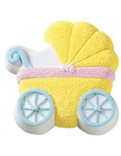 Molde carrito bebé