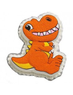 Molde dinosaurio
