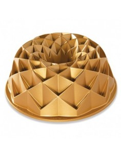 Molde Bundt Jubilee Gold Nordic Ware
