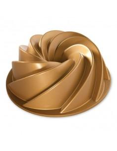 Molde Bundt Heritage Gold Nordic Ware