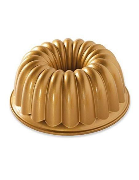 Molde Elegant Gold Nordic Ware