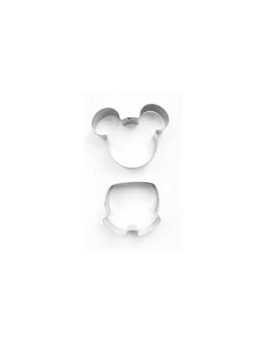 Cortadores Mickey Mouse