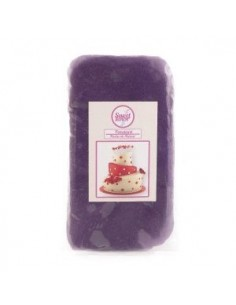 Fondant purpura sweet kolor