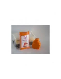 Fondant naranja sweet kolor 500 gr