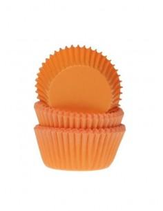 Cápsulas naranjas