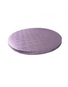 Base Tarta Redonda Violeta 35 cm
