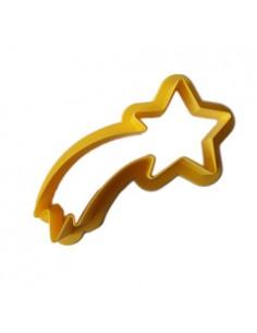 Cortador estrella fugaz plastico