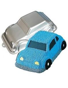 Molde coche tarta