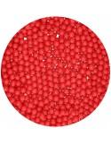 Perlas rojas 4mm