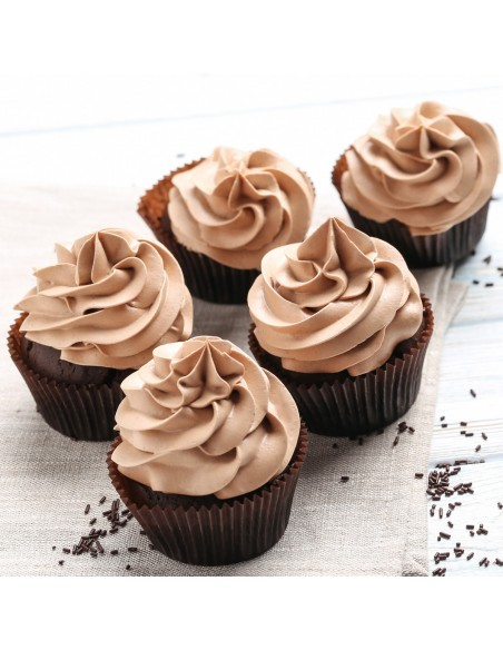 Mezcla para crema encantada de chocolate