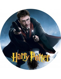 Papel de azúcar Harry Potter