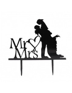 Topper novios Mr & Mrs