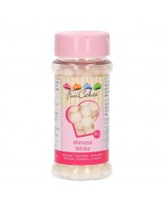 Mimosas de azucar blancas
