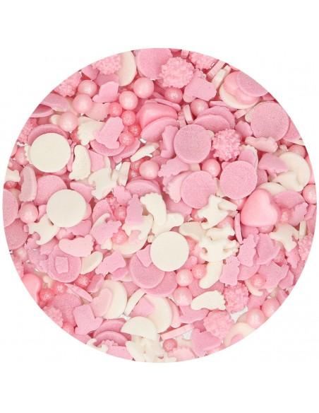 Sprinkles Medley Bebé rosa