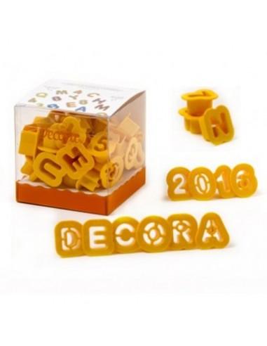 cortadores letras y numeros pequeños