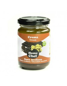 Crema chocolate con avellanas Home Chef